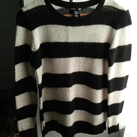 H&M Mohair Blend Pullover